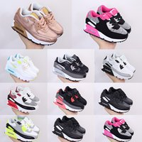 Çocuklar Sneakers Presto 90 Ayakkabı Çocuk Spor Chaussures Dökün Enfants Eğitmenler Bebek Kız Erkek Boyutu 28-35