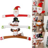 Christmas Decorations 2021 Curtain Buckle Holder Clip Tieback Decor Room Living Year Party Home Cute And Pretty#35