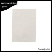 216*279mm printinng 75% cotton 25% linen pass counterfeit pen test paper high quality sale in US NAN1