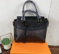 새로운 지갑 여성 토트 핸드백 숙녀 패션 디자이너 가방 여성 큰 크기 손 가방