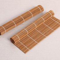Sushi Fabriquer des outils Bamboo Sushi Kit comprenant 2 tapis roulants 1 paddle 1 épandeur 5 paires de baguettes FWF9546