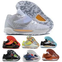 KD 14 الرجال النساء أحذية كرة السلة كيفن دورانت 14 ثانية الأزهار الأساسية حلم المنزل مخدر EP أصفر 2021 Zoom Authentic Trainer Sneakers