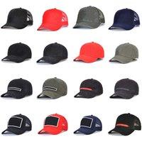 Baseballmütze Mode Hüte Sommer Einbauhut Für Frauen Männer Trucker Caps Snap Zurück Outdoor Sport Shopping MDFCC