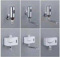 자동 화장실 유도 플러셔 기타 건물 용품 스쿼트 팬 센서 플러시 밸브 소변기