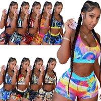 Mujeres Ethika Set Traje de baño Traje de baño 2 piezas Bikini Swimsuits Sexy Beach Wear Yoga Trajes de fitness Verano Natación Ropa Tanque XS-XL