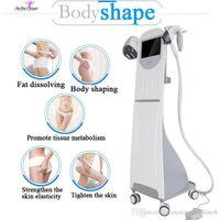 Flawless Legs Vela RF Beauty Equipment Cellulite Reduction Body Slimming Roller Massager Device