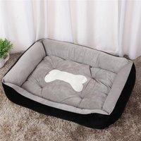 뼈 장난감 개 부드러운 개와 사이즈 S / M / L 사이즈를위한 케네스 펜 애완 동물 침대 따뜻한 제품