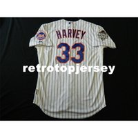 Cheap Majestic NEW YORK 31 MATT HARVEY W S PATCH COOL BASE Jersey Mens Stitched Wholesale Big And Tall SIZE XS-6XL baseball jerseys