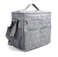 Diaper Bags Umaubaby Large Capacity Baby Stroller Bag Nappy Handbag For Mommy Travel Multifunction Waterproof Outdoor