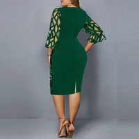 Bodycon Dress Plus Size Sequin Green Womens Dress Sexy Birthday Party Dresses Evening Wedding Summer Outfits for Women 2021