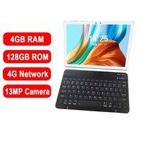 Mise à niveau 128GB ROM Tablette 10,1 pouces Android 4G Appelez 13MP pour GPS Kids MT6797 Helio 10 Core 1920 * 1200 PC