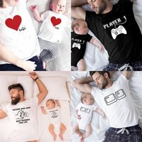 Gift for Him Gifts for Dad Biggie and Smalls Shirt Father Daughter Matching Shirts Father and Son Funny Print Shirts Family Tops 2475 Q2