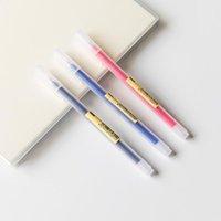 Gelstifte Mohamm 1pc einfache Serie Hohe Qualitätsstift Kreative Schulbedarf Schreibwaren