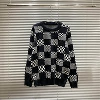 2021 Mujeres Punto de Punto Suéter Diseñador Hombres O-Cuello Casual Punto de Punto Jersey Suéteres Hombres Largos Jerseys Famosos Suéter