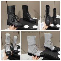 Самые продаваемые женские сапоги дизайнер наполовину загрузки классический стиль настоящая кожаная обувь мода обуви зима падение с коробкой ЕС: 35-41 по Shoe02 01