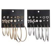 Stud Vintage Tassel Acrylic Earrings For Women Bohemian Set Big Dangle Drop Earring 2021 Fashion Jewelry