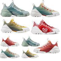 2021 M3 Kadınlar Elbise Rahat Ayakkabılar Neopren Grogren Kurdele D-Connect Christian Fusion Sneakers Comfort Bayanlar Sarma Kauçuk Taban Yürüyüş