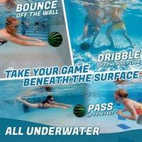 NOUVEAU PACK BALL BALLON WATERMON The Ultimate Piscine Jeu   Boules pour sous l'eau passant, dribbling, plongée et jeux de piscines EWD7437