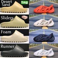 Sapatos confortáveis fresca de verão espuma corredor deserto de areia terra resina marrom fuligem homens mulheres deslize sandálias triplo preto Ararat vermelho buraco sapato
