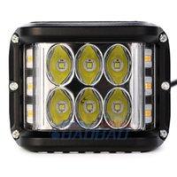 Autoscheinwerfer LED-LKW-Lampe wasserdichte Lumen-Spot-Flut 9inch 10inch Arbeitslicht