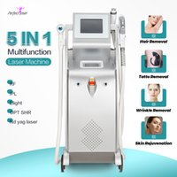 Professional OPT SHR laser hair removal machine elight skin tightening wrinkle remover beauty equipment