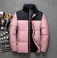 2021 Down Jacket Mens Parka Jackets Men Women High Quality Warm Jacket's Outerwear stylist Winter Coats 16 Colors Size s-3XL