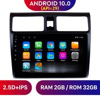 "10.1 ""Android 10.0 Araba DVD GPS Navigasyon Radyo Stereo Ünite Oyuncu 2005-2010 SUZUKI SWIFT Destek Dijital TV TPMS DVR"