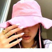Femme été Le Bob Artichaut Chapeau de godet large Chapeaux bords
