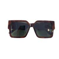 Sunglasses For Men and Women Summer style 4518B Anti-Ultraviolet Retro Plate Full frame fashion Eyeglasses Random Box