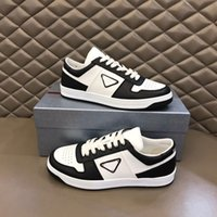 Fashion Brands PRAX 1 Sneakers Shoes Men's Mesh Sports Re-Nylon & Leather Casual Walking Rubber Fabric Comfort Trainers Perfect Footwear