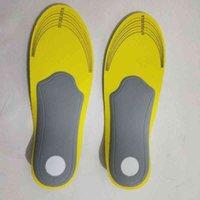 FMZXG Altura Aumentar palmilhas para homens / mulheres Up Arch Suporte Ortopédico Insoles Absorção de Choque Azul / Preto Cor 210402