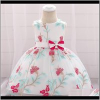 Clothing Baby, & Maternitybaby Girl Dress Infant Baby Princess Dresses For Girls First Birthday Kids Party Wedding Drop Delivery 2021 5Lusp