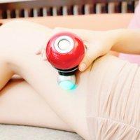 Ganzkörper-Massagegerät-Mini-Dreieck kleiner elektrischer Schlag-Bein-Gebärmutterhalsmassage-Batterie- und Ladeart-Instrument