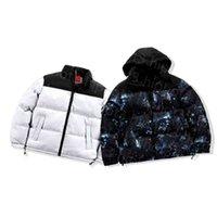 21SS Mens Down Giacche Winters Parka Cappotto Designer Cappuccio Puffer Jacket Top Quality Womens Spessore Cappotti di spessore Coppie a freddo Conservare il soprabito caldo