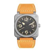 Guardi best-seller del commercio straniero senza orologio in acciaio inox di moda in scala