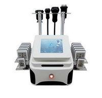Cavitation du vide 40K professionnel RF Cavitation ultrasonique Liposuccion Minceur Machine Multipolaire RF 650NM LIPOLASER Corps de vide minceur
