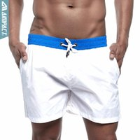 Aimpact Quick Dry Board Shorts Mens Swimwear Fashion Beach C...