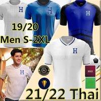 República De Honduras Jerseys de football 2021 2022 López Castillo Garcia Maillot Beckeles Lozano 7 Izaguirre Accueil Camisetas de Fútbol 3rd