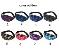 Outdoor Waist Belt Bag Running Cycling Sling Chest Bags Portable Gym sports pack Phone Holder cover Camping Hiking Fanny Hip Pouch Waterproof Women Men Canvas Packs