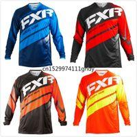 2020 Pro Crossmax Moto Jersey All Mountain Bike Одежда MTB Футболка DH MX Велосипедные Рубашки Offroad Cross Motocross X0503