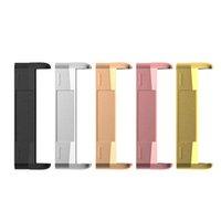 Adattatore cinturino per cinturini in acciaio inox per Fitbit Versa 3 Smart Watch Band Metal Connector Accessori