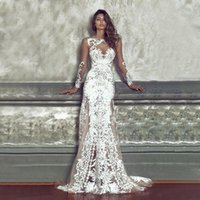 Casual Dresses Nice Fashion O Neck Vogue Dress Solid Embroidery Long Sleeve Maxi Party Night Club Lace Vestidos Verano Nice#J31