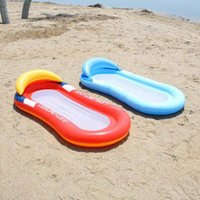 Summer Air Mattresses Single Row Shade Inflatable Mattress F...