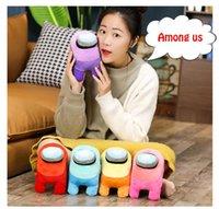 20 cm entre los juguetes de peluche de los EE. UU. Muñecas de peluche suaves juego Figura Animal Plushie Regalo para niños Niños y niñas Navidad