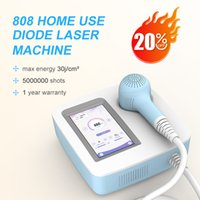 Home Use facial and body 808nm diode laser hair removal machine for women sensitive skin