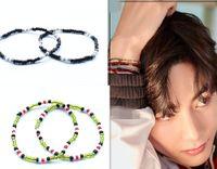 Charm Bracelets KPOP Bangtan Boys Bracelet For V JK Millet Beads Beaded Summer Wild