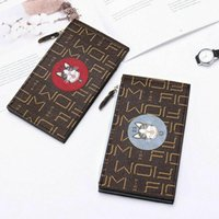 Wallets 2021 Fashion Style Women Ladies Cute Leather Wallet Long Purse Card Phone Money Holder Case Clutch Slim Pocket1