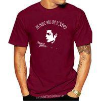 新しいマイケルジャクソンポップアイコンの肖像画黒人男性プリントTシャツ