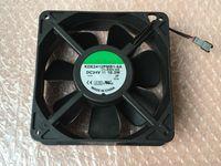 New KDE2412PMB1-6A DC 24V 10.3W 12038 120x120x38mm 12cm server inverter cooling fans