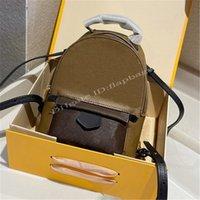 2021 мода роскошь дизайнеры сумка Palm Spring Mini рюкзаки городские сумки многоцелевые сумки классические знаменитые рюкзак стиль сумки кошельки
